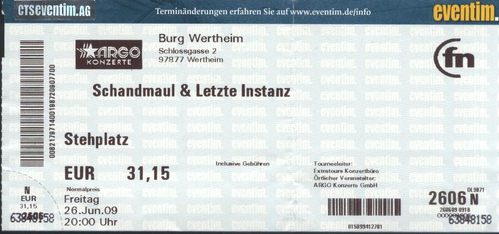 Atemberaubend Konzert Karten Vorlage Kostenloser Druck Galerie ...