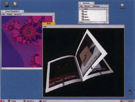 BeOS - Screenshot